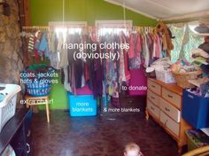 Da closet clothing store