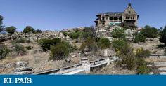 Fotos: El paso del tiempo en el Palacio del Canto del Pico El Canto del Pico