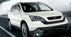 2012 Honda CR-V in white. What a beaut!
