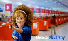 Cliff Channell originally shared:   Haven't done one of these in a while. Thought I would do #melissamccarthy  as Diana aka Sandy from #identitytheft   #caricature   #fanart