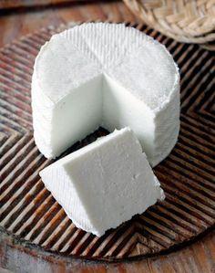 Você tem uma boa receita de queijo caseiro?