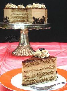 Mokka Buttercreme Torte                                                                                                                                                                                 Mehr