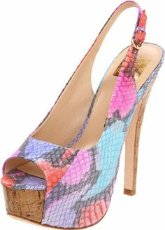 Dolce Vita Women's Dolores Slingback Pump,Multi Snake,8.5 M US Dolce Vita, To SEE or BUY just CLICK on AMAZON right HERE http://www.amazon.com/dp/B005UUK1UY/ref=cm_sw_r_pi_dp_Vwqjtb0V0Y247N9Q