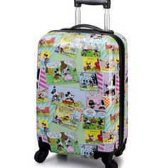 Disney Luggage.. I have an unhealthy obsession for cute luggage