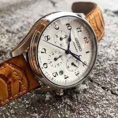 Cool watch seiko #coolmenswatches