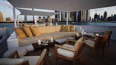 World's Fastest Long-Range Superyacht for 85 Million USD, Luxury, Lavish, Rich, Richmenslife, Beautiful, Interior, Seas, Transport, Private