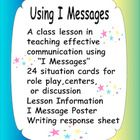 Teach students to effectively communicate and problem solve situations! Great Language Common Core Activity!