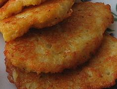 Potato Pancakes (baby led weaning friendly... low salt) BLW