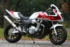Planet Japan Blog: Honda CB 1300 RR by Moto Bum