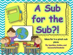 Sparkles, Smiles, and Successful Students: A Sub for the Sub Teaching Language Arts, Teaching Music, Teaching English, Teaching Tools, Teaching Ideas, Substitute Teacher Bag, Teaching Second Grade, Teacher Bags, Early Education