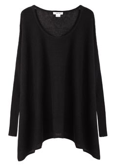 Boat Neck Pullover by Helmut Lang