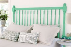How to Build a Spindle Headboard It only looks tough to build. This easy-to-customize piece will give your bed an instant lift