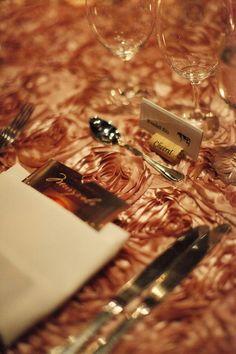 Blush Pink Winery Wedding
