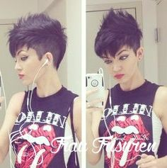 15 Schon Schicke Punk Haar
