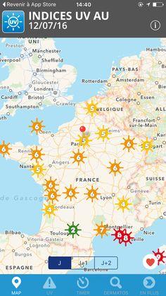L'été, tardif cette année, a fini par arriver ! Il est donc important d'être informé sur les méthodes qui permettent de se protéger des coups de soleils. Avec l'essor des nouvelles technologies, les solutions connectées fleurissent pour nous aider à anticiper le risque d'exposition trop élevé et optimiser notre protection solaire. Les applications UV Lens, Sunscreen ou encore Soleil Risk ont le vent en poupe. Leur utilisation pourrait devenir un bon réflexe pour éviter les coups de soleil.