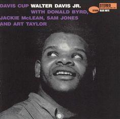 "Walter Davis Jr.'s ""Davis Cup"" album #NowPlaying #Jazz"