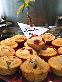 Muffins allégés aux pépites de chocolat - Recette de cuisine Marmiton : une recette