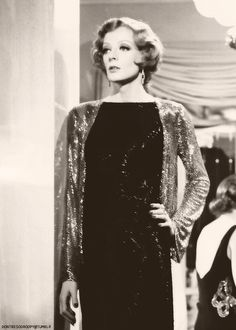 Maggie Smith from Travels with My Aunt (1972)