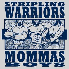Stripling Warriors Mommas Boys LDS T-Shirt