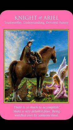 MARCH 19 2015 KNIGHT OF ARIEL of Looking for some kind of job that makes your soul sing. you can really can't call it a job if you love doing what you do. Today might just be that kind of day! All it takes is being at the r Mini Reading, Card Reading, Angel Guide, Your Guardian Angel, Oracle Tarot, Doreen Virtue, Angel Cards, The Day Will Come, Plans