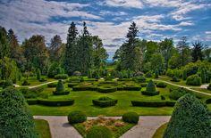 Arboretum Volčji potok, Slovenija