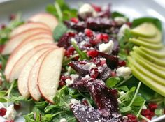 Winter Apple & Beet Salad with Honey Dressing | Tasty Kitchen: A Happy Recipe Community!
