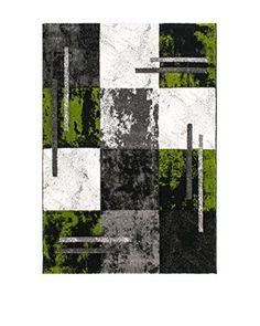 wohnzimmer teppich carpet modern grau beige braun weiss style ... - Wohnzimmer Schwarz Weis Orange