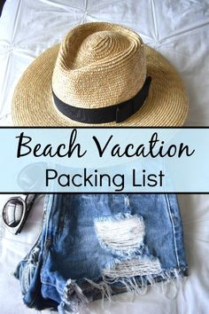 Packing For A Beach Vacation - Source by vacation outfits baddie Beach Vacation Packing List, Beach Vacation Outfits, Beach Trip, Hawaii Outfits, Honeymoon Outfits, Beach Wear, Beach Look, Spring Break, Key West Outfits