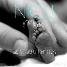 I am so excited to announce that I will finally be a NICU nurse!