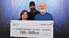 BC $50M lotto winners' name used in online scam...: BC $50M lotto winners' name used in online scam #LottoMaxWinner… #LottoMaxWinner