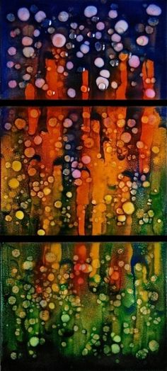 Glass Art and Copper Enameling by Cynthia Miller - Tucson Arizona - Gallery