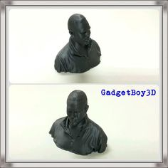 We #love 3D selfies. Can't wait to start printing full colour.  #3dprinting #gadgetboy3d #Namibia #madeinafrica #shapies #3dprinted #selfie #3dselfie #wanhao #3dprinter by gadgetboy3d