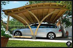 Wooden Rv Carport Designs