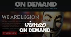Services like Vimeo's new Vimeo On Demand will change everything for independents. Film Distribution, Video Film, Independent Films, The Creator, Indie, The Incredibles, Change, Marketing, Indie Movies