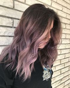 Die 84 Besten Bilder Auf Roségoldenes Haar In 2017 Hair Coloring