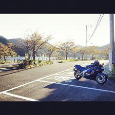 20121004 (河内貯水池にて。Instagramで撮影)