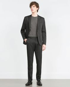 Image 1 of TECHNICAL SUIT from Zara