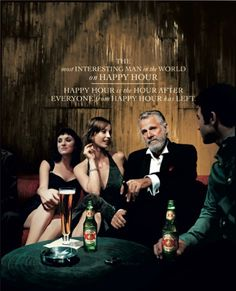 Dos Equis | Havas Worldwide 2009-12 | @Cannes_Lions