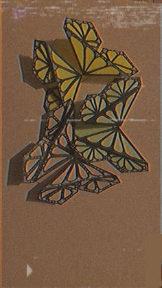 Bookmarks, Butterfly, Marque Page, Butterflies