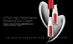 $35.16 VIPLUS HIGH PERFORMANCE WHITENING SUN CREAM