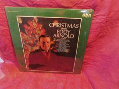 Amazing Christmas With Eddy Arnold Vinyl Record 12 LP Old Vinyl Records, Rca Records, Lp, Amazing, Christmas, Gifts, Etsy, Xmas, Presents