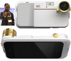 Will.i.am launches i.am+ iPhone Camera Accessory for Bling Lovers
