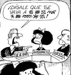 Intérprete   Img: Quino. http://www.quino.com.ar @ Mafalda Oficial. https://www.facebook.com/photo.php?fbid=329985763783151=pb.140987089349687.-2207520000.1369405699.=3