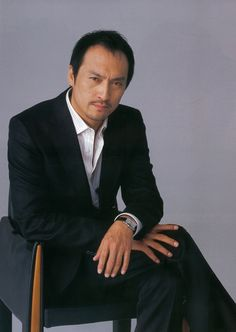 I bought the airline  #kenwatanabe