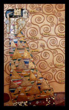 La Expectación de Klimt