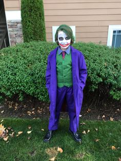 My Little Dark Knight Joker 10/31/2017🎃