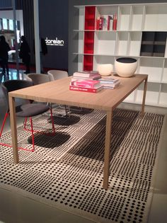 #SaloneDelMobile2014 , #isaloni   #Comedores #SigueDesignersIn-Home