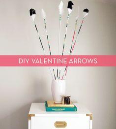 DIY Arrows - Feature