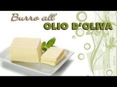 """Ciao! In questa videoricetta vi propongo un'alternativa facilissima per chi, come me, non ama né il burro né la margarina: un """"burro"""" fatto con olio d'oliva ..."""