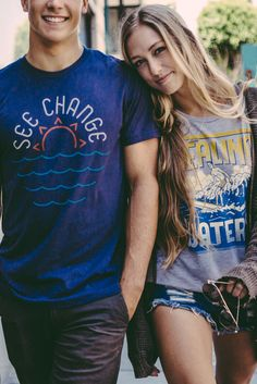 Love's always in fashion. #Sevenly #GraphicTees